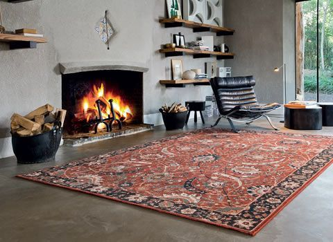 Persian and Oriental carpets